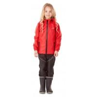 Детский костюм дождевой EVO Kids RED (мембрана)