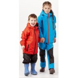 Детский костюм дождевой EVO Kids BLUE (мембрана)