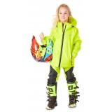 Детский костюм дождевой EVO Kids YELLOW (мембрана)