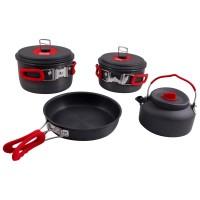 Набор походной посуды из семи предметов CW-C06S