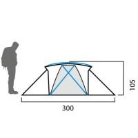 Палатка Red Fox Light Cycle Fox V2