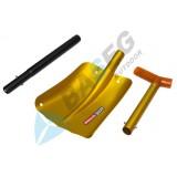 Лопата снеговая складная ЭКОС 505 (двухпозиционная)